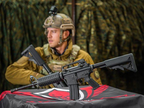 airsoft zbran m4