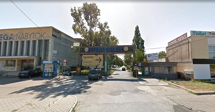 adresa hlavna brana vchod hero factory