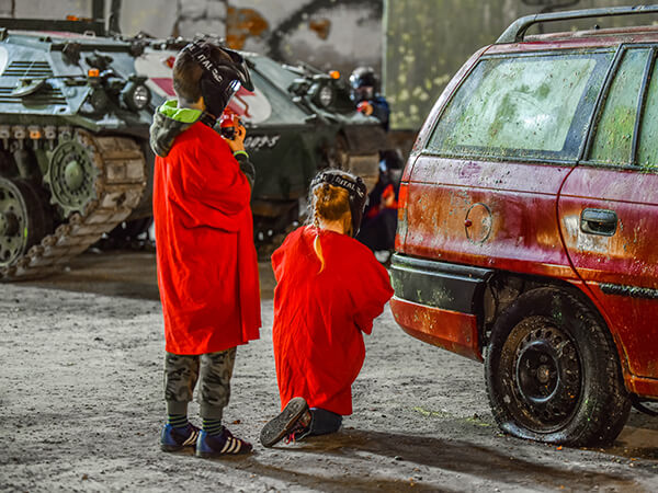 splash ball kids paintball pre deti