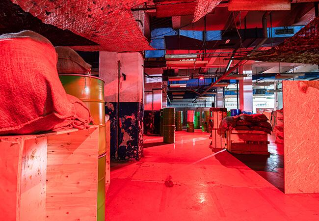 laser tag arena bratislava